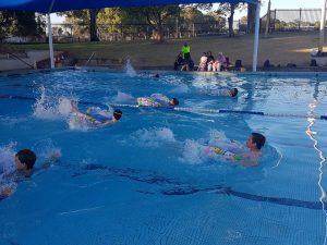 Aquatics Swimming Carnival