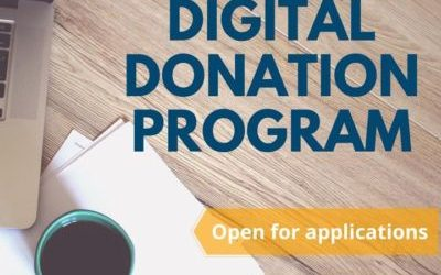 Digital Donation Program