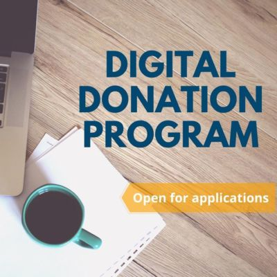 Digital Donation Program